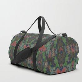 Moth and Mosaic Duffle Bag