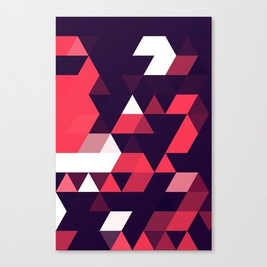 cyrysse lydy (flat version) Canvas Print