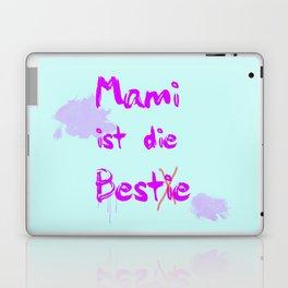 Mami ist die Bestie Laptop & iPad Skin