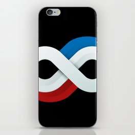 Infinite Bond iPhone Skin