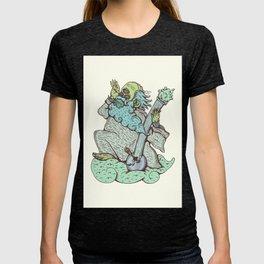 Monkey God cloud T-shirt