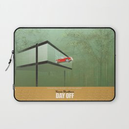 """""""You killed the car"""" - Ferris Bueller's Day Off Laptop Sleeve"""