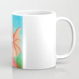 The Girl and The Dragon Coffee Mug