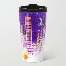 THE CITY THAT NEVER SLEEPS Travel Mug