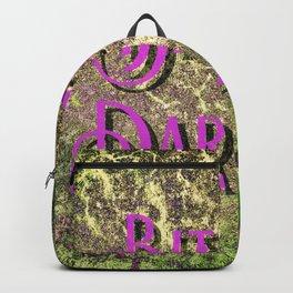 Nasty Girls: Bitch Darling Backpack