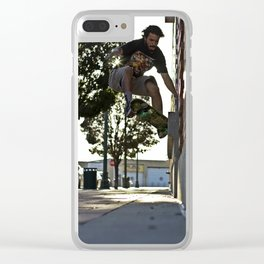 5-0 Clear iPhone Case