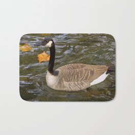 Canada Goose Swimming Bath Mat