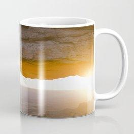 Mesa Arch, Moab Utah Coffee Mug