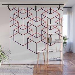 Cubes II Wall Mural
