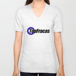 Top Fracas  Unisex V-Neck
