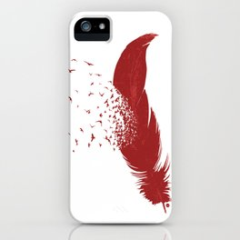 Birds of A Feather (Society6 Edition) iPhone Case