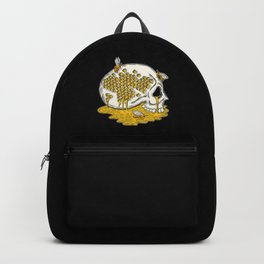 Honey Skull Backpack