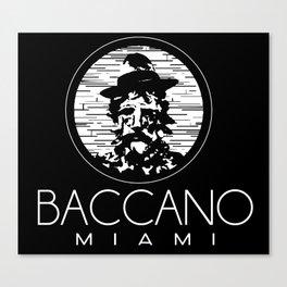 Baccano Canvas Print