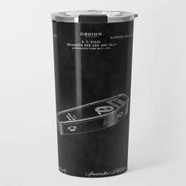 Ashtray Patent 2 Travel Mug