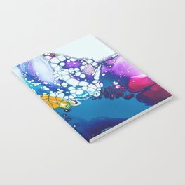 Color Explosion Notebook