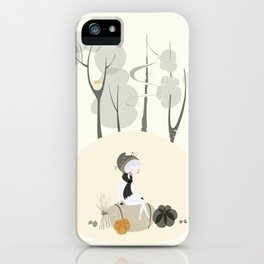 Our Elf of the Harvest iPhone Case