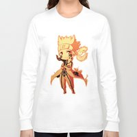 naruto Long Sleeve T-shirts featuring Naruto  by WTFmoments