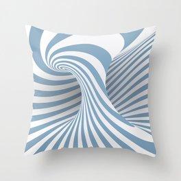 Optical illusion 3 Throw Pillow