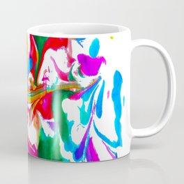 Crazy colors Coffee Mug