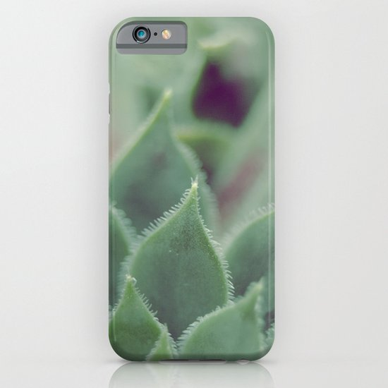 SIMPLY SUCCULENT iPhone & iPod Case