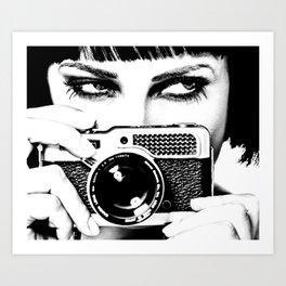 Korolkovas' Valentina Art Print