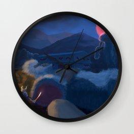Shirakawa Struggle 2 Version. Wall Clock