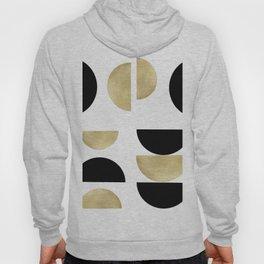 Yin Yang Geometric Glam #1 #minimal #decor #art #society6 Hoody