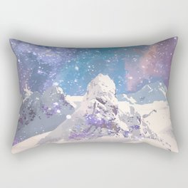 Magic Winter Rectangular Pillow
