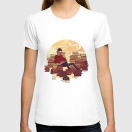 Book Lover Boy T-shirt