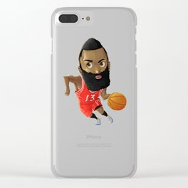 Chibi Harden Clear iPhone Case