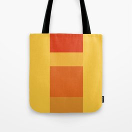 Tequila Sunrise No. 2 Tote Bag