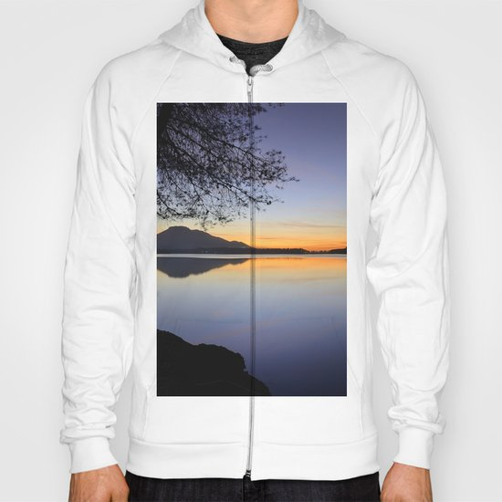 Peace at the lake Hoody