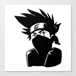 Kakashi Hatake - Naruto Canvas Print