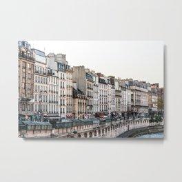 Paris, France Metal Print