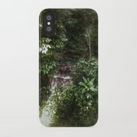 woodland iPhone & iPod Cases featuring Woodland by Geni