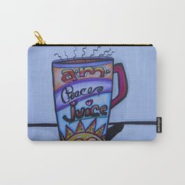 Coffee-Peace Juice Carry-All Pouch