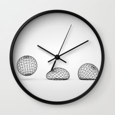 Structural Wall Clock