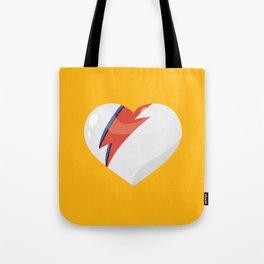 David's Heart Tote Bag