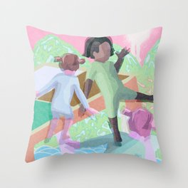 Dodungsil_2G Throw Pillow