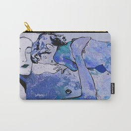 "Klimt deserves a ""Blue Period""  Carry-All Pouch"