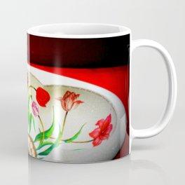 Floral Basin Coffee Mug