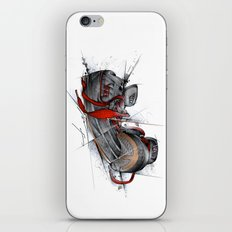 VANS iPhone & iPod Skin