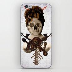 Mort Subite iPhone & iPod Skin