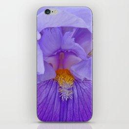 Soul of the Iris iPhone Skin