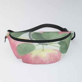 Pink Lady Apples Fanny Pack