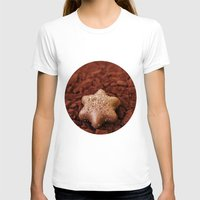chocolate T-shirts featuring Chocolate by LebensART Photography