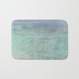 Klimt at Attersee Bath Mat