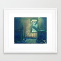 doors Framed Art Prints featuring Doors by Charity Smith