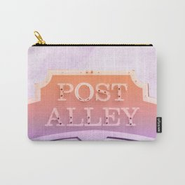 Post Alley Pastels Carry-All Pouch