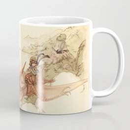 At the End of the World Coffee Mug